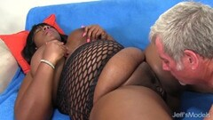 Huge Black BBW Daphne Daniels Licked n Dicked Thumb