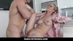Hot Titty MILF Gets Fucked By Nephew Thumb