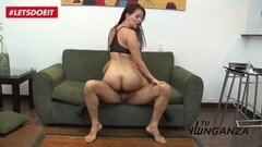 Spanish Milf gets revenge on her husband by fucking stud Thumb