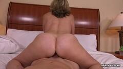 Sexy Tits Bubble Butt Amateur Milf Fucked POV Thumb