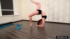 Cute Petite Gymnast Anna Thumb