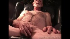 Horny Amateur Harvey Wanking Thumb