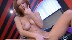 Kinky Carmen pleasures herself Thumb
