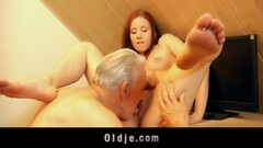 Hot 18 year old First porn Video Thumb
