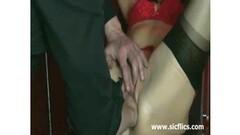 Mature sucking cock Thumb
