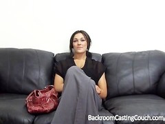 Fit Teen Anal and Facial Casting Thumb