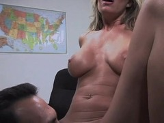 Naughty Secretary Fucks To Keep Her Job - Critical X Thumb