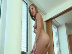 Euro babe lets us go behind the scenes - FBA Thumb
