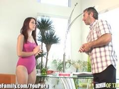 Nude BDSM training of teen blondie Thumb