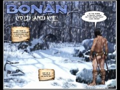 3D Comic: Bonan - Cold and Ice Thumb