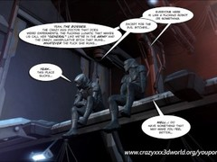 3D Comic: Vox Populi. Episode 13 Thumb