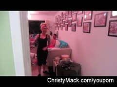 Christy Mack Behind the Scenes Thumb