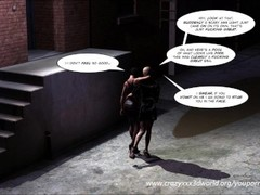 3D Comic: Vox Populi. Episode 5 Thumb