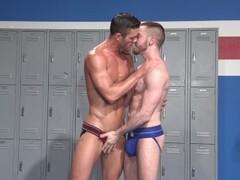 Pantyhose fun with cute Asian Katashi Thumb