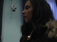 FemaleAgent MILF indulges stud in his foot fetish Thumb