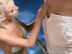 Kinky Emo Slut And Her Unicorn Mask Thumb