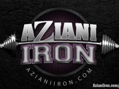 Aziani Iron bubble butt female bodybuilder Brand Mae Thumb