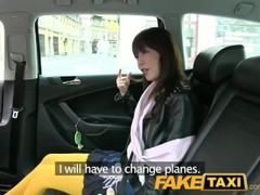 FakeTaxi Japanese tourist gets her tight pussy fucked Thumb