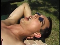 Poolside fuck party - Telsev Thumb