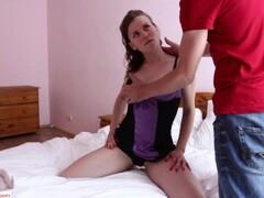 FAT PATHETIC SLUT ALMA SMEGO GREASED UP AND HUMILIATED, GOOD PIG Thumb