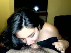 Kayden Faye brunette handjob Thumb