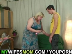 Old bag gets screwed by son in law Thumb