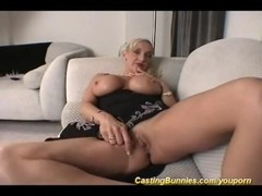 busty MILF anal casting video Thumb