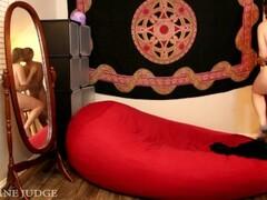 Ariella Ferrera hot POV Blowjob and Titjob Thumb