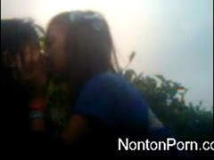 Young couple fucking outdoor Thumb