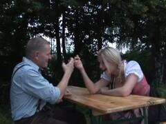 Stroke for webcam girl Thumb