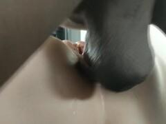 FakeHospital Hot wet pussy solves penis problem Thumb