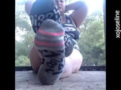 Pussy shaving trio Thumb