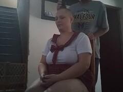 DaneJones Romanian beauty loves creampie from lovers sensual fucking Thumb