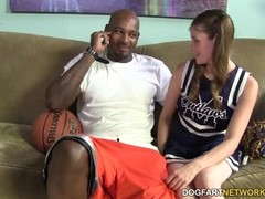 Cheerleader Lara Brookes Thumb