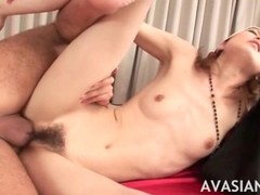 Dirty hairy nun in dirty play Thumb