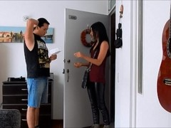 Spanish teacher seduced and fucked by student - Diablo Entertainment Thumb