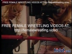 These sluts wrestling hot Thumb