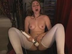 Massage MILF Babe From Turkey Thumb