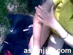 Malay Girl Fucked Outdoor and Cum on Her Body.flv Thumb