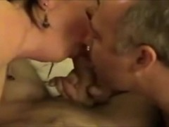Mature Bisexual couple on a trio Thumb