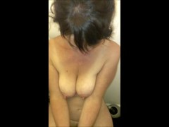 French blowjob handjob and anal in the toilets!!! Thumb