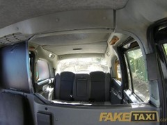 FakeTaxi Horny couple have random sex Thumb