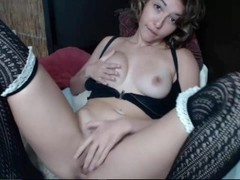 Pretty Teen Masterbating So Nice... Thumb
