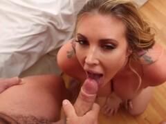 Rilynn Rae High Socks Cheerleader rmp4 Thumb