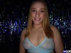 PornPros - Hot Asian beauty Elana Dobrev gets a sexy rub down Thumb