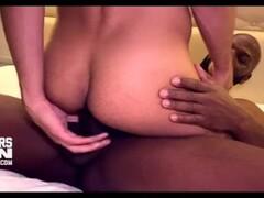Lesbian Mistress Giving Pain To A Hot Teen Cheerleader Thumb