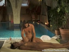 Anal Massage for good Sensation Thumb
