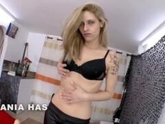 MiaMaxxx Luxury Tattooed Cover Girl Bubblebath Shaving,masturbation, Dildoing Thumb