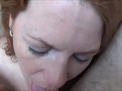 POV Sextape With a Ginger Hottie Thumb