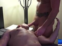 Fucking her MILF Anus - Closeup Thumb